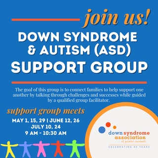 DS+ASD Support Group
